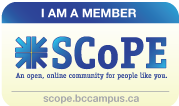 SCoPE Badge