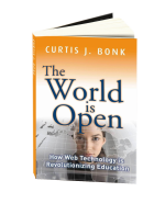 World is Open book cover