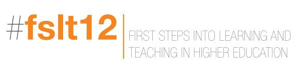 FSLT12 logo