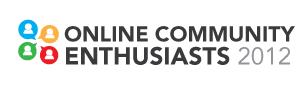Community Enthusiasts Gathering 2012 logo