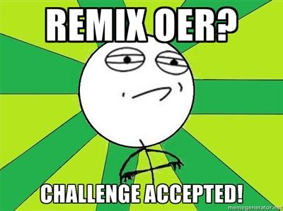 OER remix