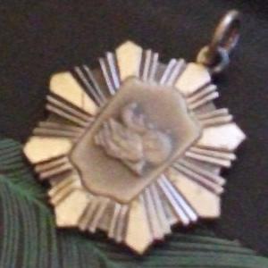 typing medal