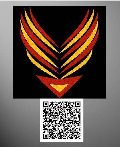 personal cv badge