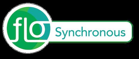 FLO Synchronous logo