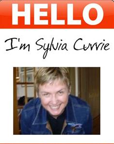 Sylvia says hello