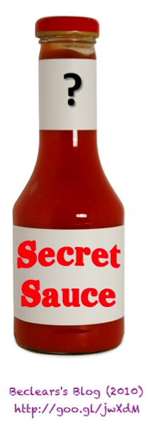 Secret sayce